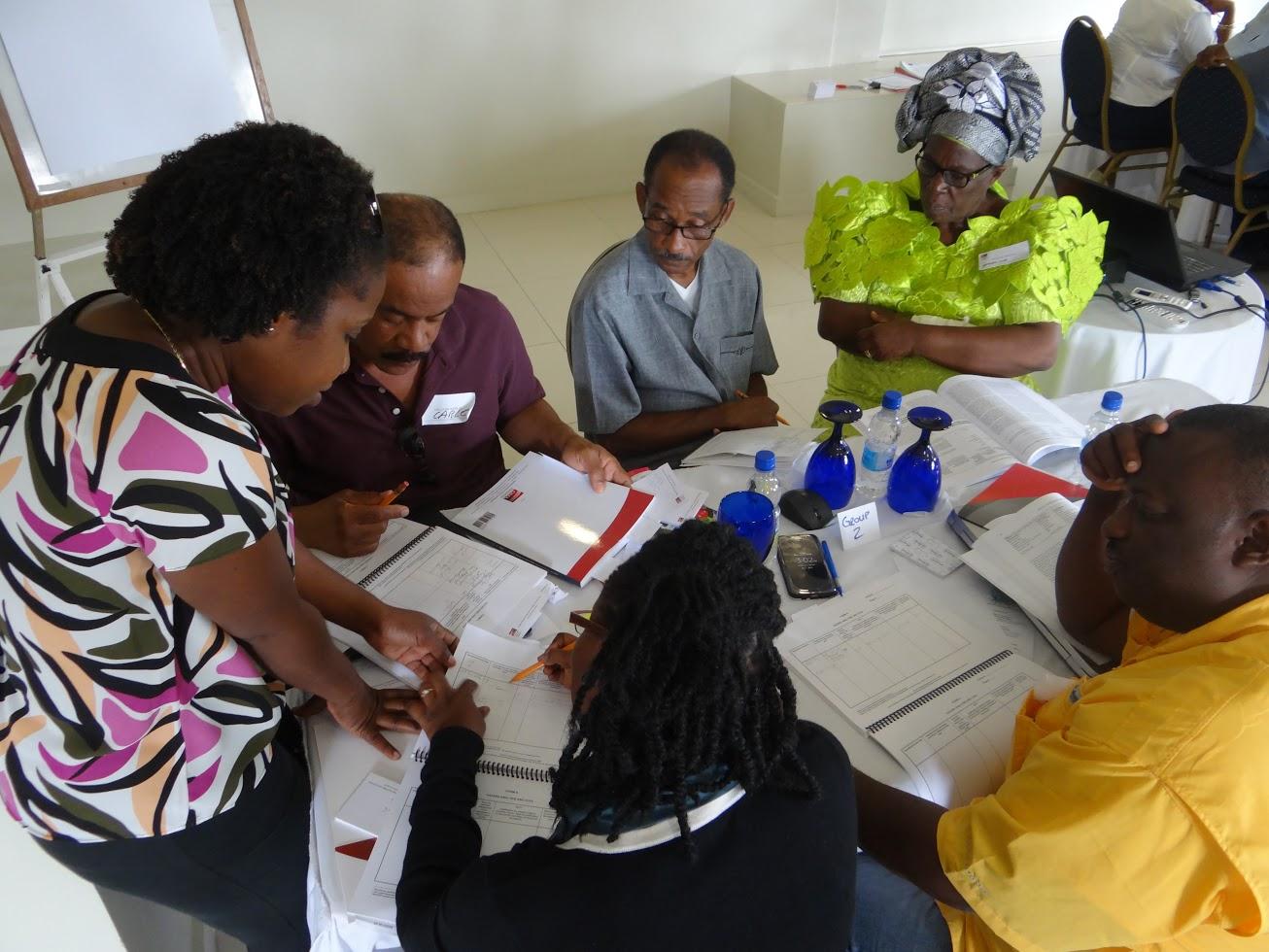 HACCP Workshop St Lucia SPS Project