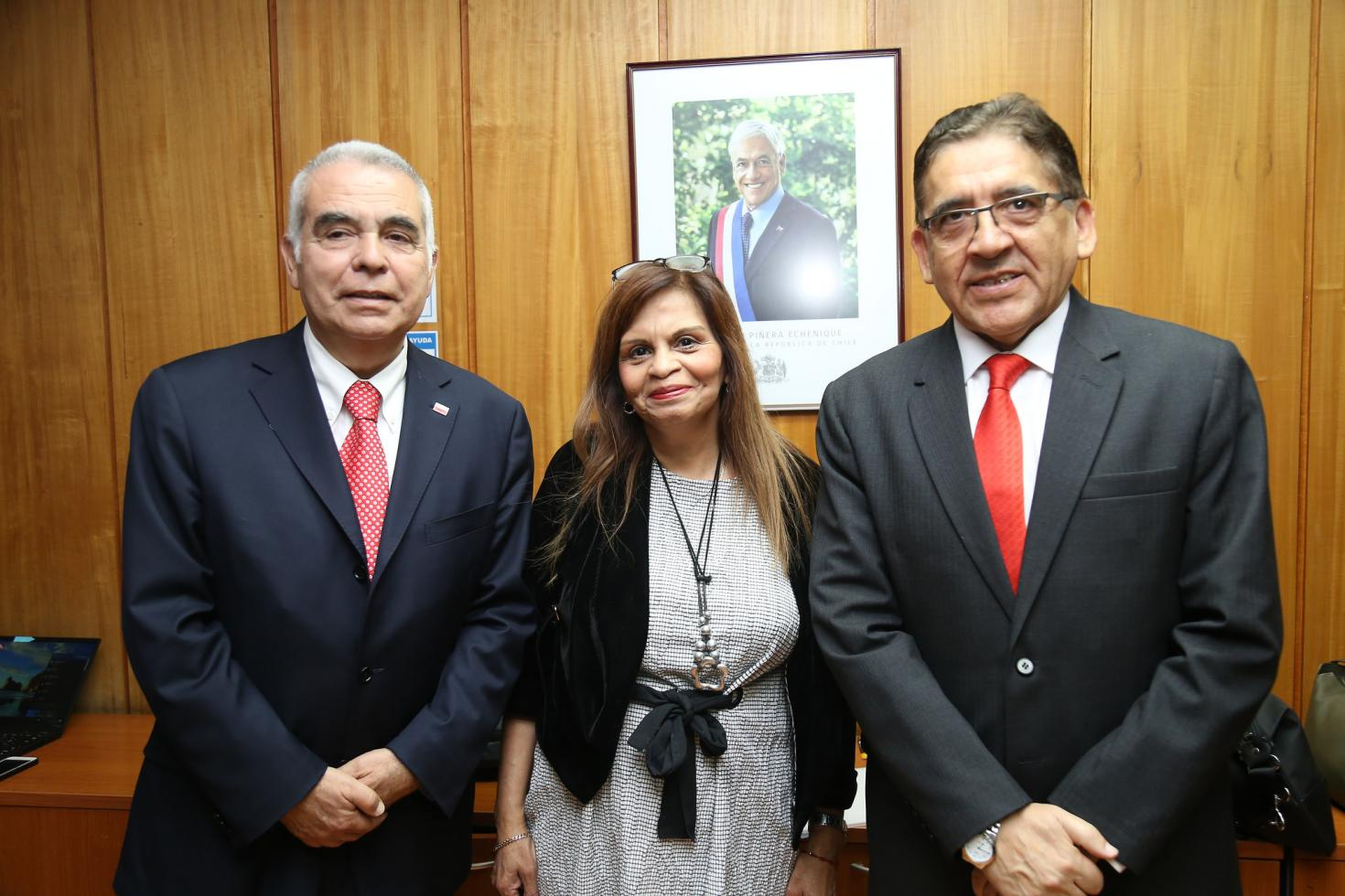 Chile, Mexico and Peru agree to create the Agricultural Council